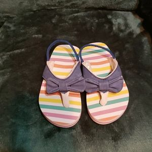 Toddler Girl flip flop